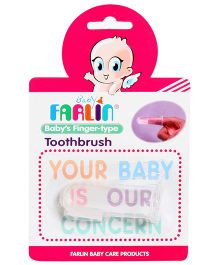 Farlin - Baby Finger Type Toothbrush