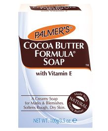 Palmer's Cocoa Butter Formula Cream Soap - 100 gm