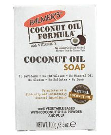 Palmer's Coconut Oil Soap - 100 gm