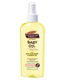 Palmer's Baby Oil Spray Bottle - 150 ml