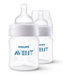 Avent Feeding Bottle Classic Plus Set of 2 SCF560/20 - 125 ml