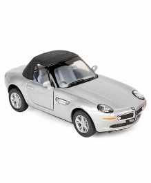 Kinsmart BMW Z8 Die Cast Toy Car With Openable Doors - Grey