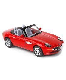 Kinsmart BMW Z8 Die Cast Toy Car With Openable Doors - Red