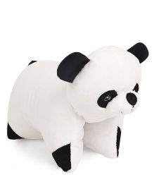 Starwalk Panda Shape Folding Pillow - White