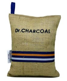 Dr. CHARCOAL Non-Electric Air Purifier Modish Khaki - For Areas up to 200 sq ft