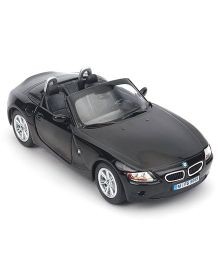 Kinsmart BMW Z4 Die Cast Pull Back Toy Car With Openable Doors - Black