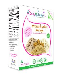 BabyStaples Amaranth Poha & Dates Porridge - 200 gm