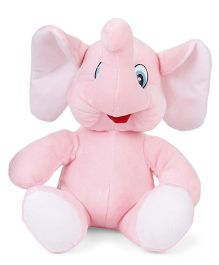 Funzoo Elephant Soft Toy Height - 20 cm (Color May Vary)