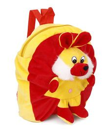 Funzoo Soft Toy School Bag 13.3 inches (Color May Vary)