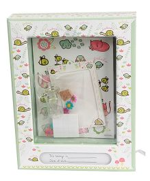 Babies Bloom DIY Memories Display Frame - Multicolor