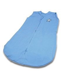 Babies Bloom Super Comfort Baby Sleep Sack - Blue