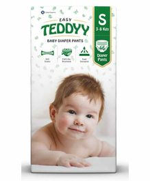 Teddyy Baby Easy Pants Small Size - 46 Pieces