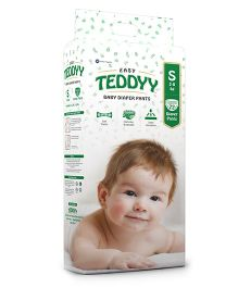 Teddyy Baby Easy Pants Small Size - 72 Pieces