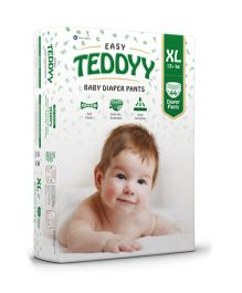 Teddyy Baby Easy Pants  Extra Large Size - 44 Pieces