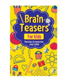 Brain Teasers Book - English
