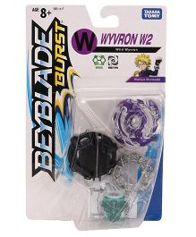 Takara Tomy Beyblade Burst Wyvron - Black Purple Green
