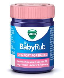 Vicks BabyRub For Babies - 25 ml