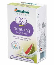 Himalaya Herbal  Refreshing Baby Soap Watermelon - 75 gm