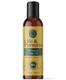Life & Pursuits Organic Revitalizing Hair Oil - 100 ml