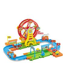 12f5dcc79a6 Webby Battery Operated Ferris Wheel Train Set - Multicolor