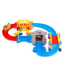 Webby Battery Operated Pirates Train Set - Multicolor