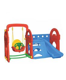 Yoto Castle Sports Play Center - Blue & Red