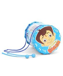 Chhota Bheem Toy Drum Set Character Print Small - Blue