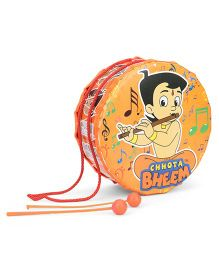 Chhota Bheem Toy Drum Set Character Print Medium (Color May Vary)