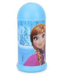 Disney Frozen Coin Bank Blue (Print May Vary)