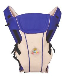 Kudos Baby Multi Position Baby Carrier - Blue Beige