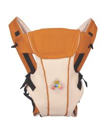 Kudos Baby Multi Position Baby Carrier - Brown Beige