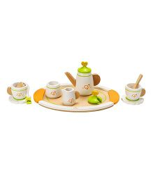 Hape Tea Set - Multi Colour