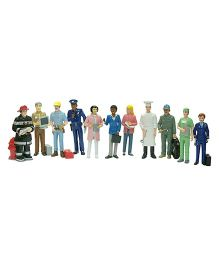 Miniland Occupations Figures Multicolor - Pack of 11