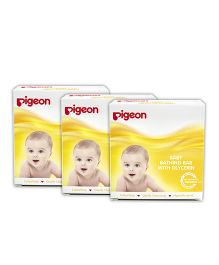 Pigeon Baby Transparent Soap Pack of 3 - 75 gm
