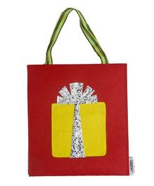 Li'll Pumpkins Red Gift Gift Bag - Red