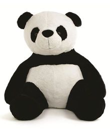 Skylofts Panda Soft Toy 5 Feet Black - Height 155 cm