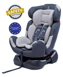 R for Rabbit Jack N Jill Grand Convertible Baby Car Seat - Grey