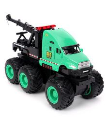 Marktech Builder Zone Quarry Monsters Toy Vehicle - Green