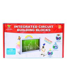 Planet of Toys Integrated Circuit Building Blocks - Multicolour