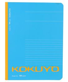Kokuyo Single Line Notebook - 120 Pages