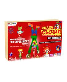Be Cre8v Crazy Clown Balancer DIY Fun Science Kit