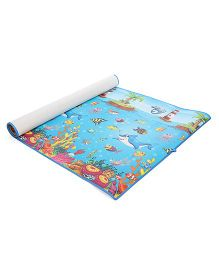 Unimats Play Mat Aquarium Print - Blue