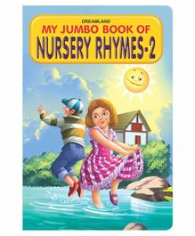 My Jumbo Book of Nursery Rhymes 2 - English
