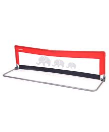 LuvLap Bed Rail - Red Black