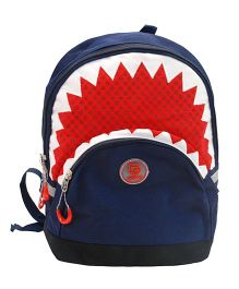 Abracadabra Backpack Blue & Red - 11 Inches
