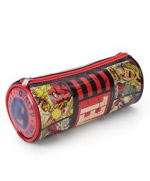 Marvel Avengers Round Pencil Pouch - Color May Vary