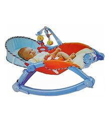 Toyshine Vibrating Rocker Chair - Blue