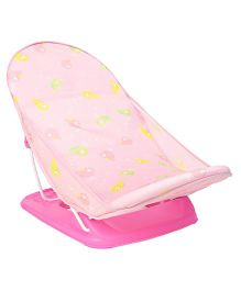 Mastela Baby Bather Sea Fish Print - Pink