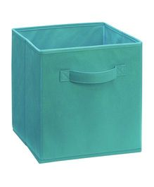 My Gift Booth Storage Cube - Sea Green