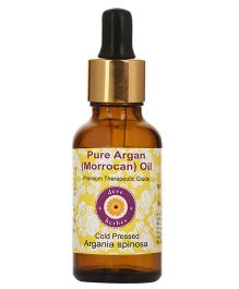Deve Herbes Pure Argan Oil With Dropper - 100 ml